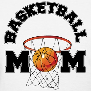 Basketball Mom Light T-Shirt - Women's T-Shirt