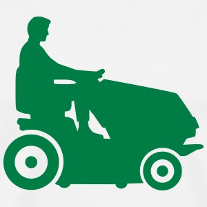 Lawn mower T-Shirts - Men's Premium T-Shirt