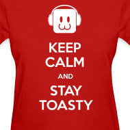 Design ~ Keep Calm :3 - Womens
