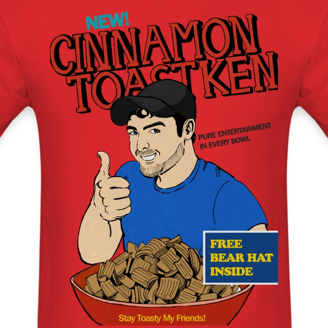 #1 Cereal - Mens