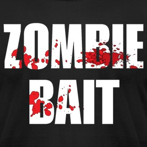 Zomie Bait - Men's T-Shirt by American Apparel