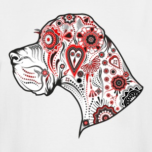 Sugar Great Dane T-Shirts - Men's Tall T-Shirt