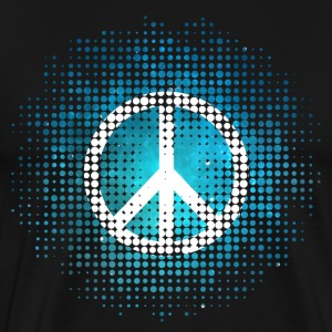 Peace Symbol Love Harmony Freedom Spring Summer T-Shirts - Men's Premium T-Shirt