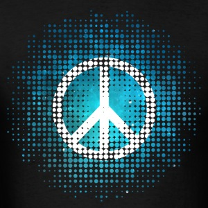 Peace Symbol Love Harmony Freedom Spring Summer T-Shirts - Men's T-Shirt