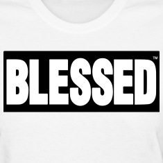 BLESSED Women's T-Shirts