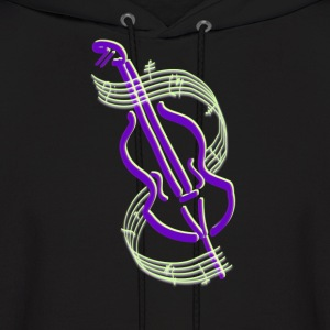 Cello Design - Men's Hoodie