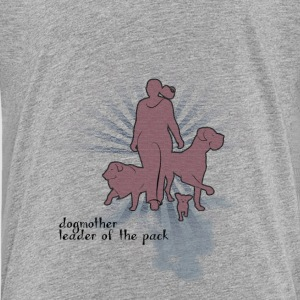 dogmother - pack Kids' Shirts - Kids' Premium T-Shirt