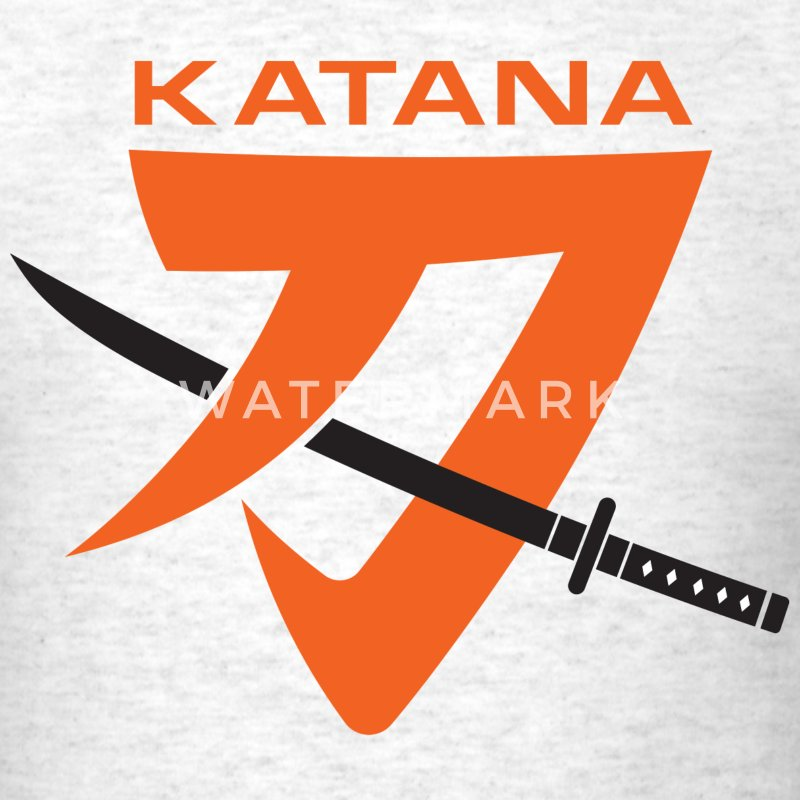 GS Katana - Vintage Motorcycle T-shirt - Men's T-Shirt