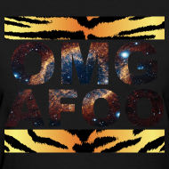 Design ~ RUN OMG (Galaxy Tiger, Women's)