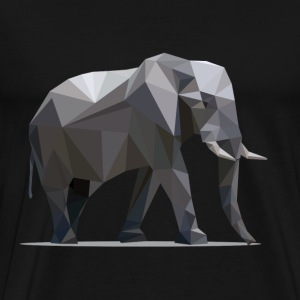 elefant_06201403 T-Shirts - Men's Premium T-Shirt