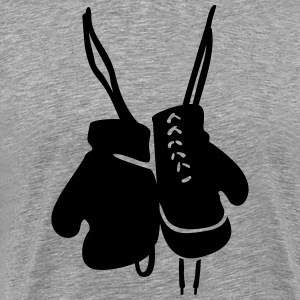 boxing gloves T-Shirts - Men's Premium T-Shirt