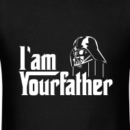 Design ~ SKYF-01-030 Darth Vader iam your father