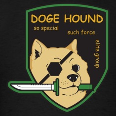 Doge Hound Metal Gear Solid T-Shirts
