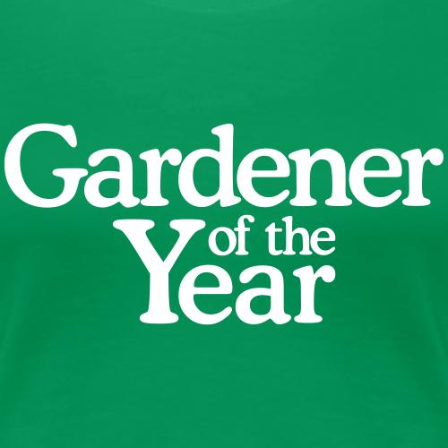 Gardener of the Year