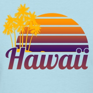 Hawaii Islands Women's T-Shirts - Women's T-Shirt