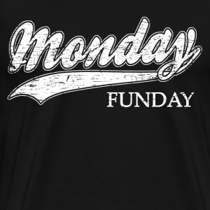 monday funday T-Shirts - Men's Premium T-Shirt
