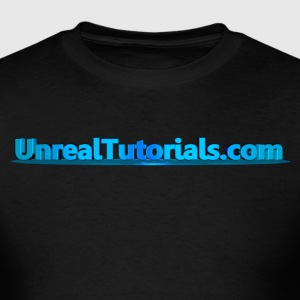 UnrealTutorials.com Support Tee - Men's T-Shirt