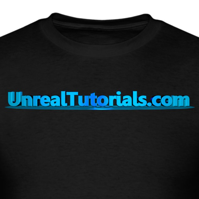 Support UnrealTutorials.com T-Shirt