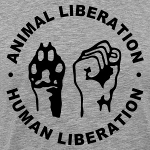 Animal Liberation Premium Tee - Men's Premium T-Shirt