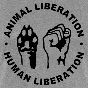 Animal Liberation Premium Tee - Women's Premium T-Shirt