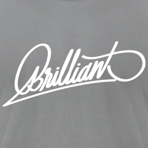 Brilliant - Men's T-Shirt by American Apparel