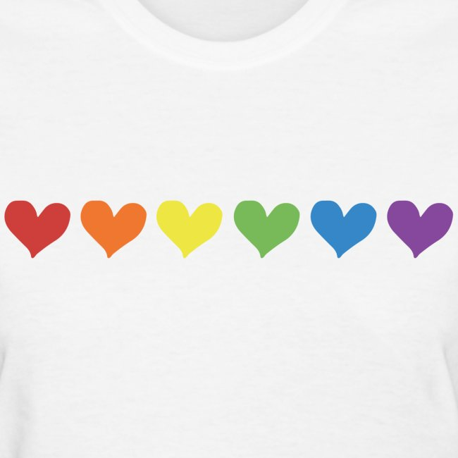 Pride Love - Women's Tee