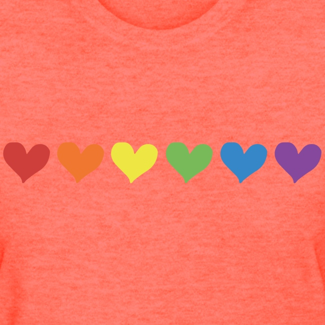 Pride Love - Women's Tee