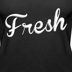 Fresh Street Wear Swag Tanks - Women's Premium Tank Top
