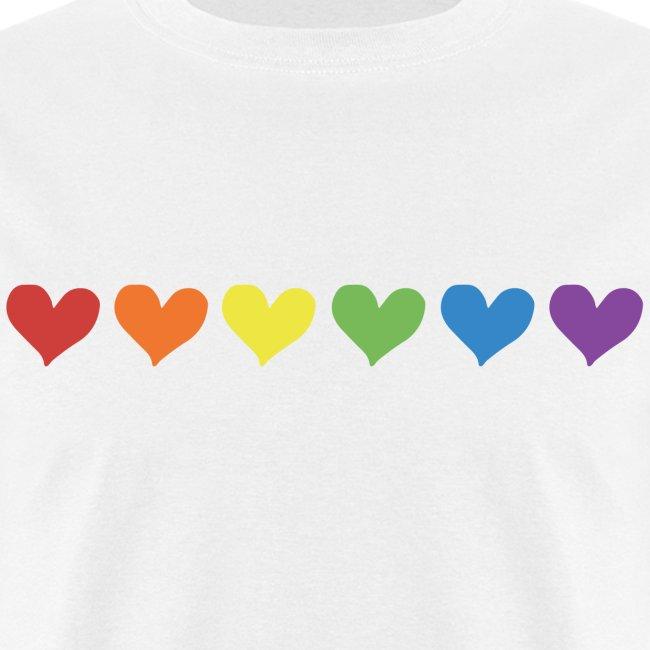 Pride Love - Men's Tee