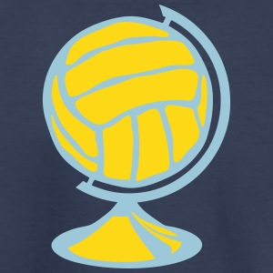 world water polo ball volleyball 0 Kids' Shirts - Kids' Premium T-Shirt