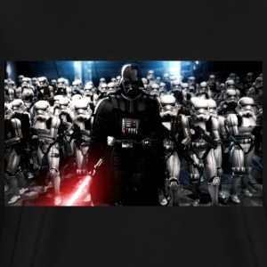 Vader and Stormtroopers T-Shirts - Men's Premium T-Shirt