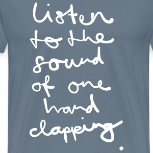 Listen to the Sound T-Shirts - Men's Premium T-Shirt
