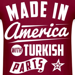 American Turkish T-Shirts - Men's T-Shirt