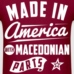 American Macedonian T-Shirts - Men's T-Shirt