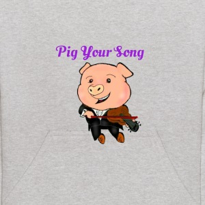 Pig Your Song - Kids' Hoodie