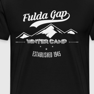 Fulda Gap Winter Camp - Men's Premium T-Shirt