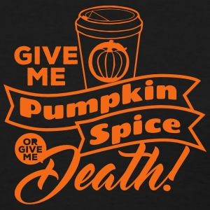 Pumpkin Spice Latte Fun - Women's T-Shirt