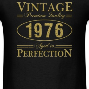 1976 Vintage Birth Year - Men's T-Shirt