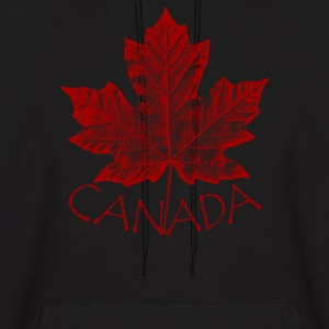 canada maple leaf souvenirs canada gifts - Men's Hoodie