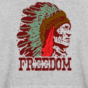 Chief Freedom - Men's Hoodie