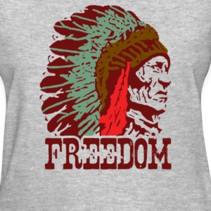 Chief Freedom - Women's T-Shirt
