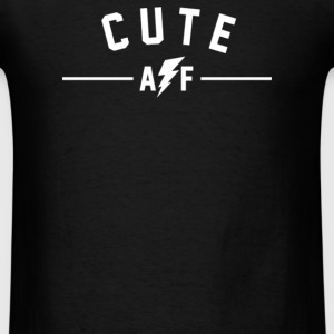 Cute AF - Men's T-Shirt