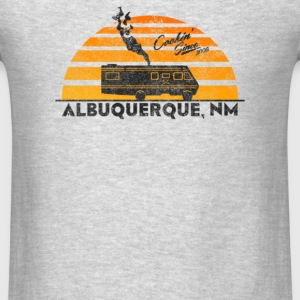 Cooking in New Mexico - Men's T-Shirt