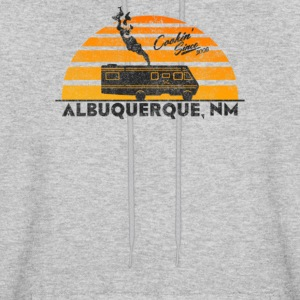Cooking in New Mexico - Men's Hoodie