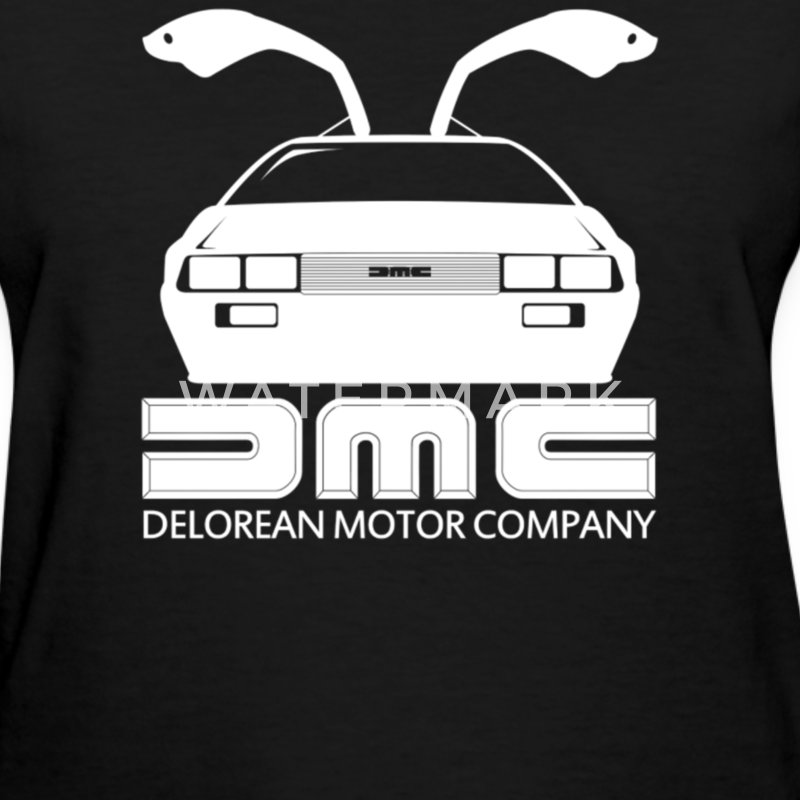 Delorean Motor Company - Women's T-Shirt