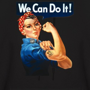 FM Rosie We Can Do It - Men's Hoodie