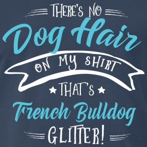Glitter French Bulldog T-Shirts - Men's Premium T-Shirt