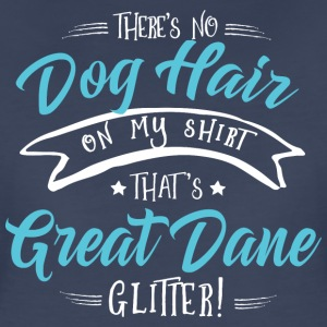 Glitter Great Dane T-Shirts - Women's Premium T-Shirt