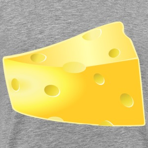 Swiss Cheese - Men's Premium T-Shirt