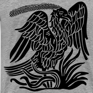Craftsmanspace Phoenix Cleaned Up - Men's Premium T-Shirt